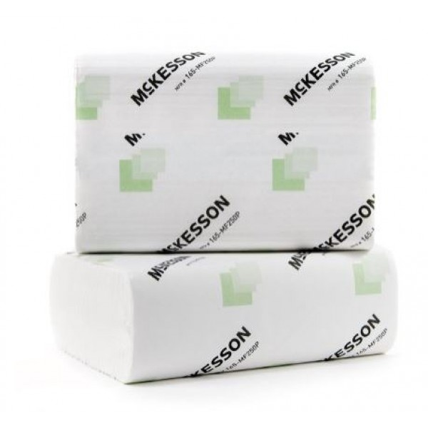 McKesson Premium Paper Towel Multi-Fold, 9.06'' X 9.45'', Case of 4000