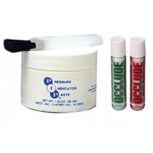 3-D Dental Articulating Products - Pressure Indicator & Occlusal