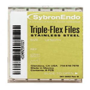 3-D Dental Endodontics - Files Triple Flex