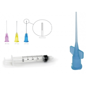 3-D Dental Endodontics - Irrigation Syringes & Needles