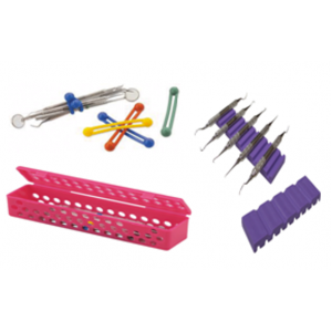 3-D Dental Organizing - Instrument Organizers