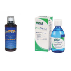 3-D Dental Preventives - Oral Rinses