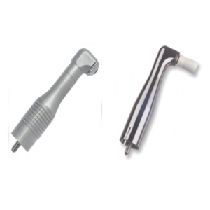 3-D Dental Preventives - Prophy Angles-Metal