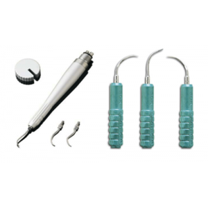 3-D Dental Preventives - Scaler Tips