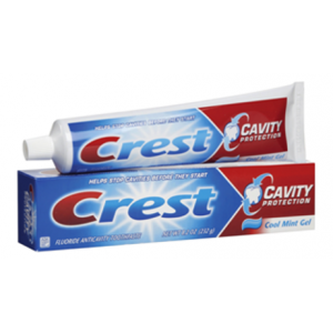 3-D Dental Preventives - Toothpaste
