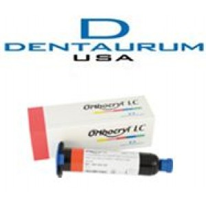 Orthocryl® Lc - Light-Curing Acrylic - Single Packs