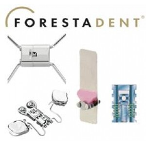 FORESTADENT EXPANSION SCREWS & LABORATORY SUPPLIES