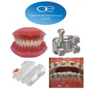 Ortho Essentials Brackets