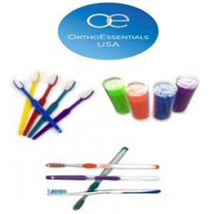 Ortho Essentials Brushes
