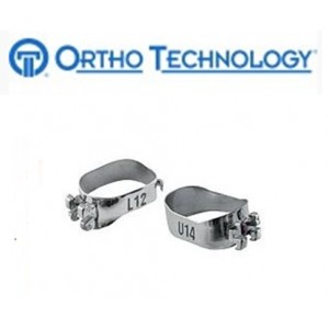 Ortho Technology Molar Bands / Trufit Molar Bands Prewelded Lingual Attachments