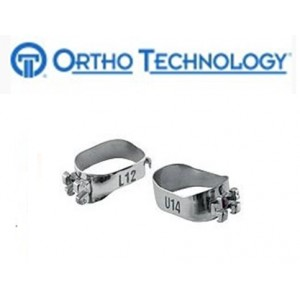 Ortho Technology Molar Bands / Weldable Biscuspid Brackets