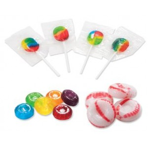 Lollipops / Candy / Gum