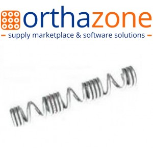 Open Distalizing Springs (180mm Lengths)