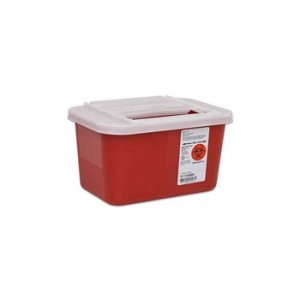 Sharps-A-Gator Sharps Container with Sliding Lid