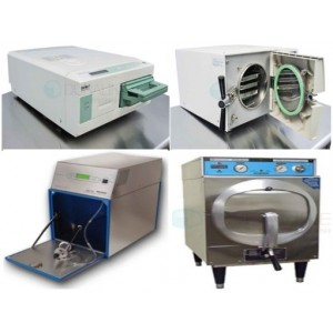 Refurbished Sterilizers & Autoclaves