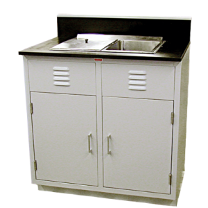 Boil Out Cabinet