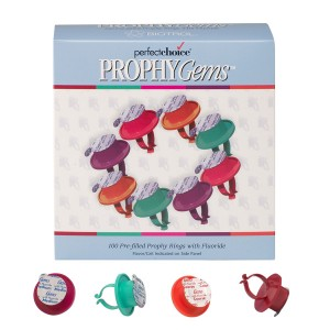 Perfect Choice® Prophy Gems™ (100 ct)